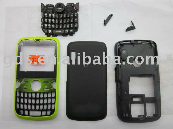 Nice Designed Mobile Phone Faceplate For OT800 Full Housing Cover With Back Cover