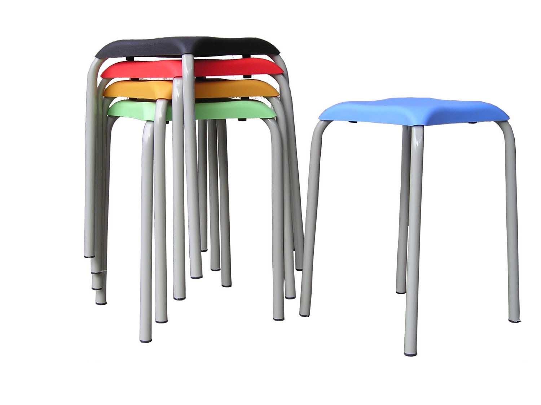 tabouret en plastique point n kt9903ch p autres. Black Bedroom Furniture Sets. Home Design Ideas