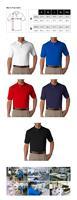 Мужская футболка Custom Polo Shirt  430837