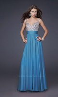 Free Shipping 2012 Seventeen Prom Cover Dress LF_16802 Beaded Gowns Evening/Prom/Homecoming Dresses In Stock