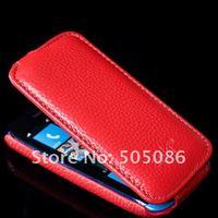 Чехол для для мобильных телефонов Good Quality For Nokia Lumia 610 Leather Case ANKI Original Flip Genuine Cover