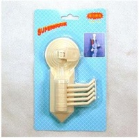 home decor, new fanshion, plastic grab hooks, Suckers type hooks, multifunction, one color, drop shipping