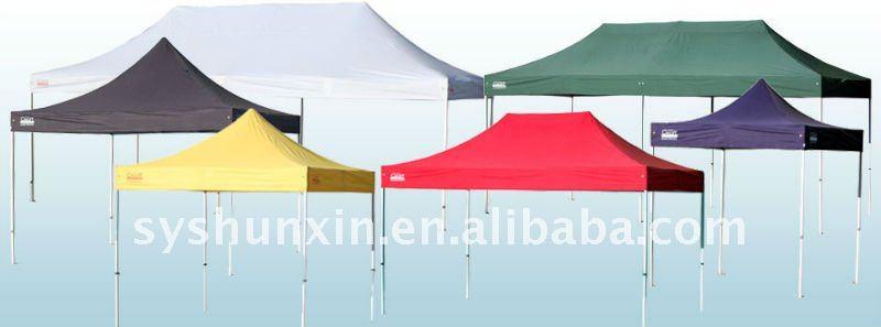 Hot!!! 10x10 Pop Up Canopy Party Tent Gazebo EZ IN Pink WATERPROOF