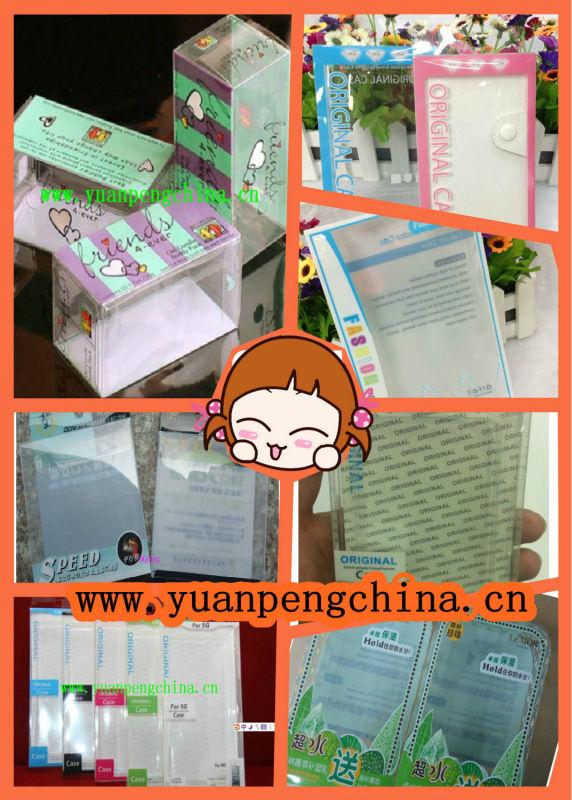 earphone packaging,headphone printed plastic box.offset packaging box