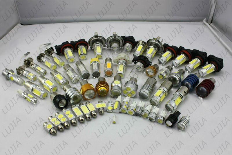 High power 12V-24V Auto led Car LED C.R.E.E