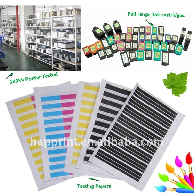 High capacity ink cartridges for HP 29 51629A re-manufactured ink cartridge