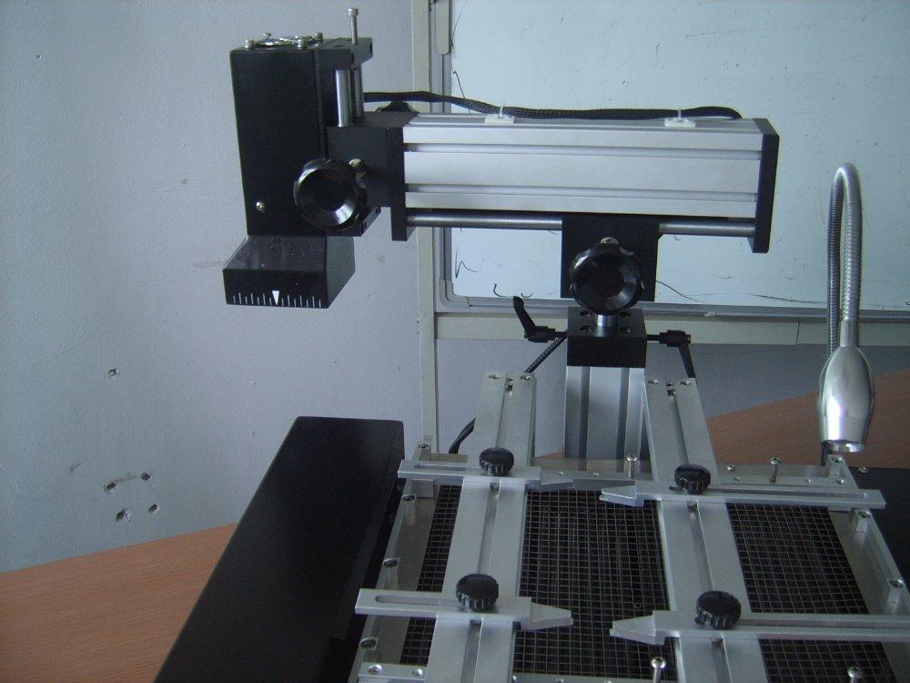 Dark Infrared Rework Station Dark Infrared Bga Rework