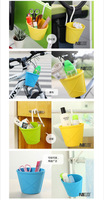 Коробка для хранения Nachuan creative debris storage barrels simple and stylish casual hanging storage baskets Variety bent Car Storage Rack