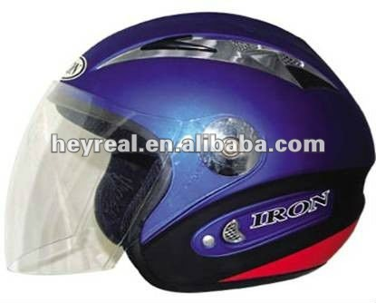 popular motorcycle open face helmet