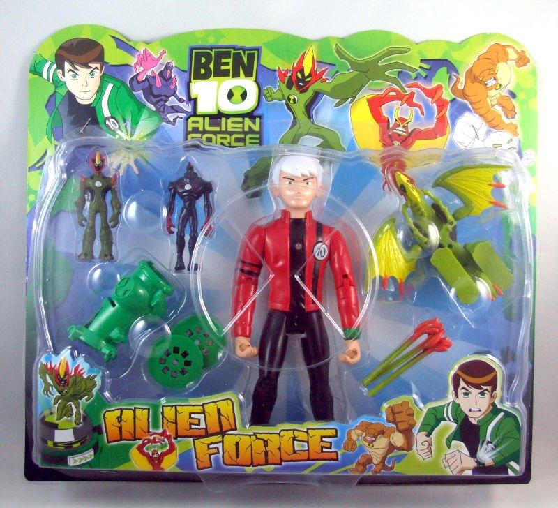 ben 10 el hombre de juguetes-El hombre de juguetes-Identificación ...