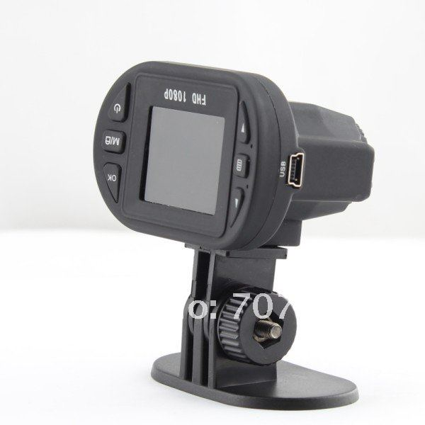 New MTK 1080P Super-mini Full HD car DVR, 12PCS IR LED lights, 2 inch TFT LCD, 4 times zoom, Free shipping C600 10.jpg