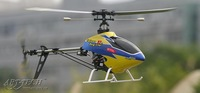 New! ART-TECH 400 Class Falcon Beginner V2 R/C Helicopter RTF ready to fly