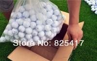 мяч для гольфа New 20pcs/lot Rubber Outdoor Training Practice Golf Sports Elastic Golf Balls GYD25 Drop Shipping