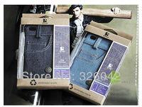 Чехол для для мобильных телефонов 1pcs retail, Fashion Cowboy Jeans Denim Hard Back Case Cover for iPhone 4 4s