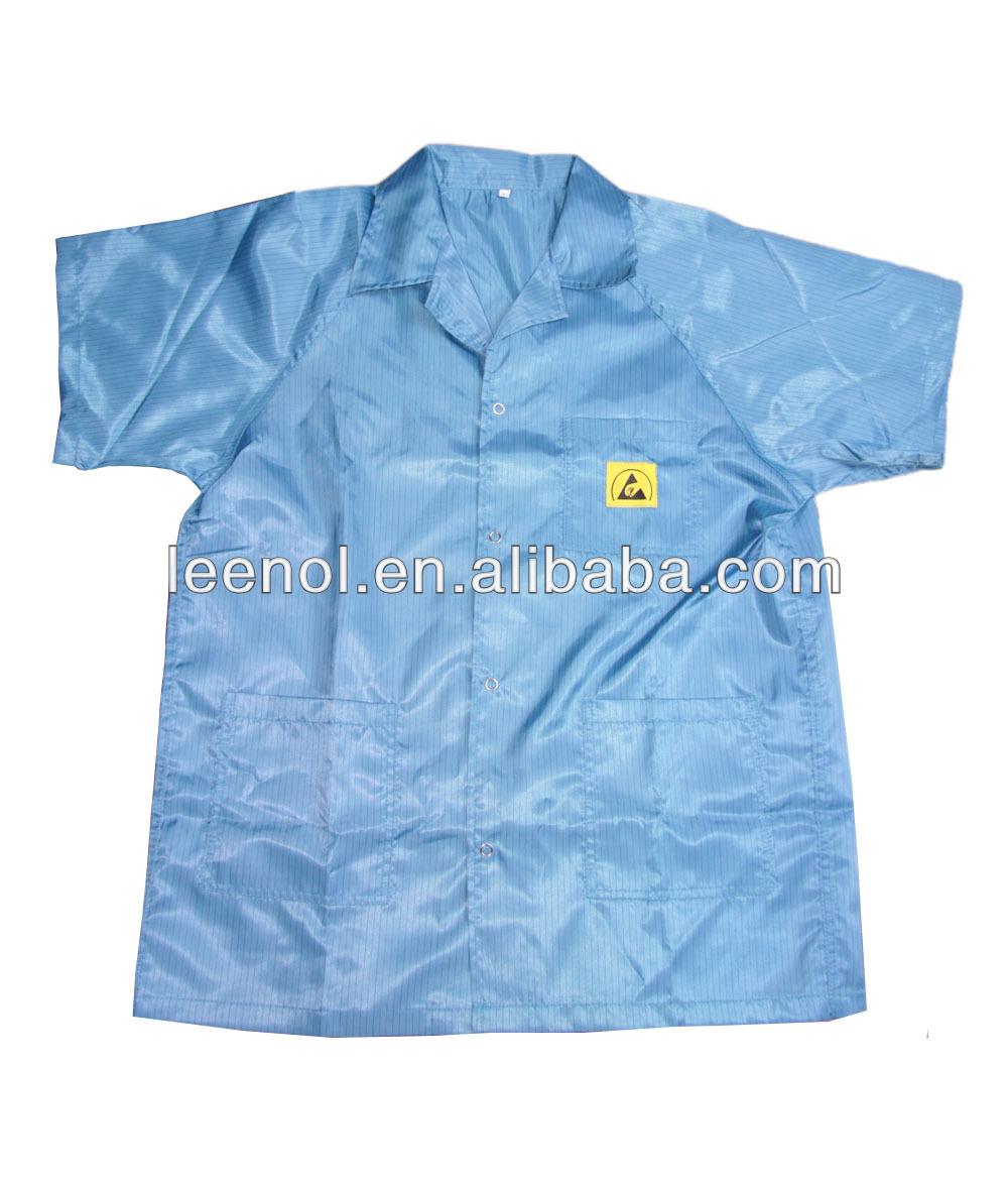 Esd Amp Antistatic Tc Washable Lab Coat Work Clothing Buy Tc