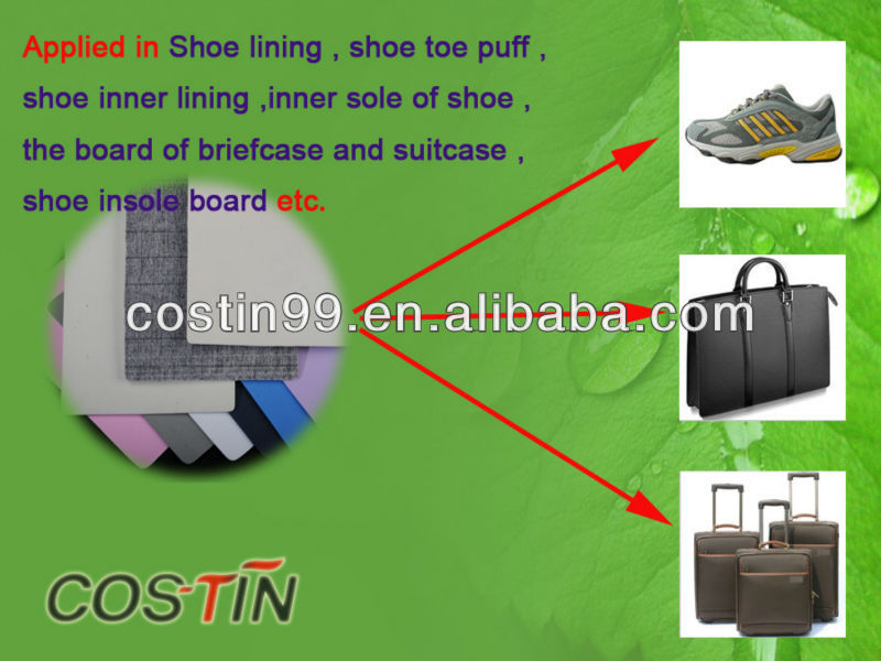 COSTIN Recycled material Insole board