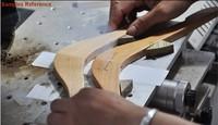 Вешалки и стойки для белья Senior Luxury WoodenHangers/Coat Hangers with Clamps