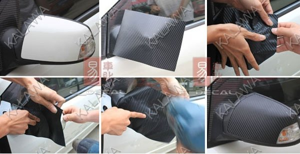 "HOT!!!!  Wholesale 1Roll 1.52*30M (60*1181"", 152*3000cm) 3D carbon fiber vinyl car wrap film-many color option FREESHIPPING"