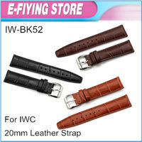 Ремешок для часов 20 18 IWC IW01-BK52 IW04-BK52 IW07-BK23