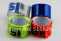 Free Shipping Bike Bicycle Reflective Safety Pant Band Leg Strap Belt 8612