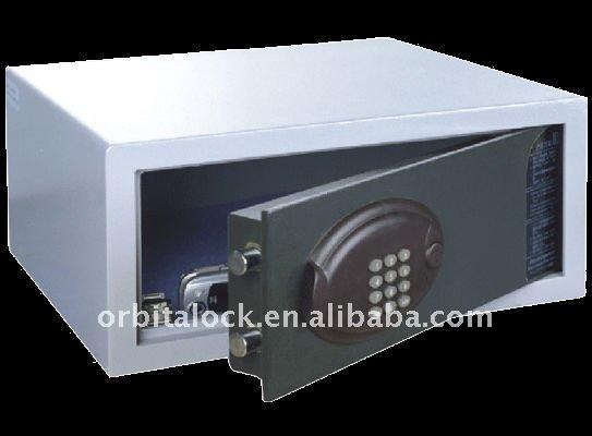 electronic hotel safe,digital safe deposit box,hotel room safe box