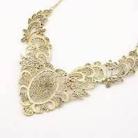 84829 Free shipping  fashion luxurious necklace mix wholesale perfect package new fashion chunky statement necklace