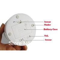 Настольные часы Sound Controlled Backlight and Projection Display Sensor Talking Alarm Clock