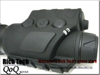 Прибор ночного видения No.BHJ101, Monocular 5x50 Infrared Night Vision Telescope, Generation 1+, for Night Hunting &Field Game+With Rifle Mount Adaptor