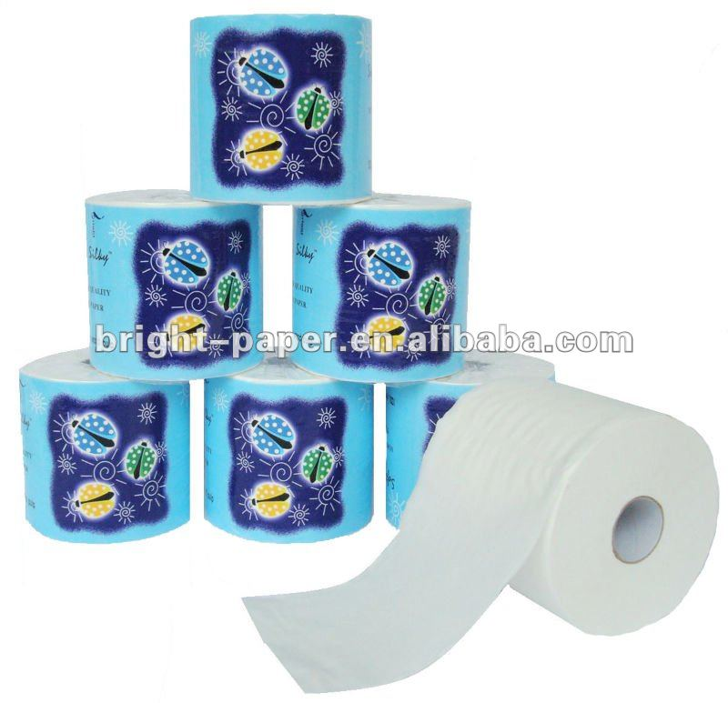 130 grams 2Ply TT300 Toilet Tissue Roll