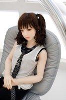 Азия секс кукла сущности силиконовый манекен сплошной секс-игрушки груди настоящий вагинальный Анальный секс игрушки для взрослых