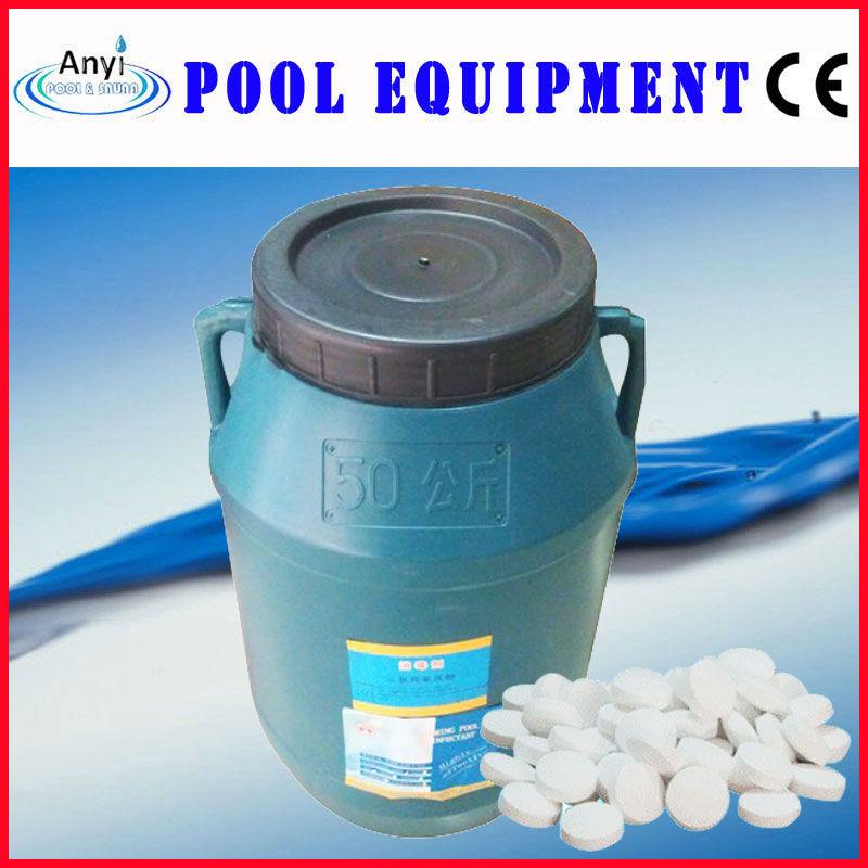Piscine comprim s de nettoyage chimiques piscine chlore for Chlorine piscine
