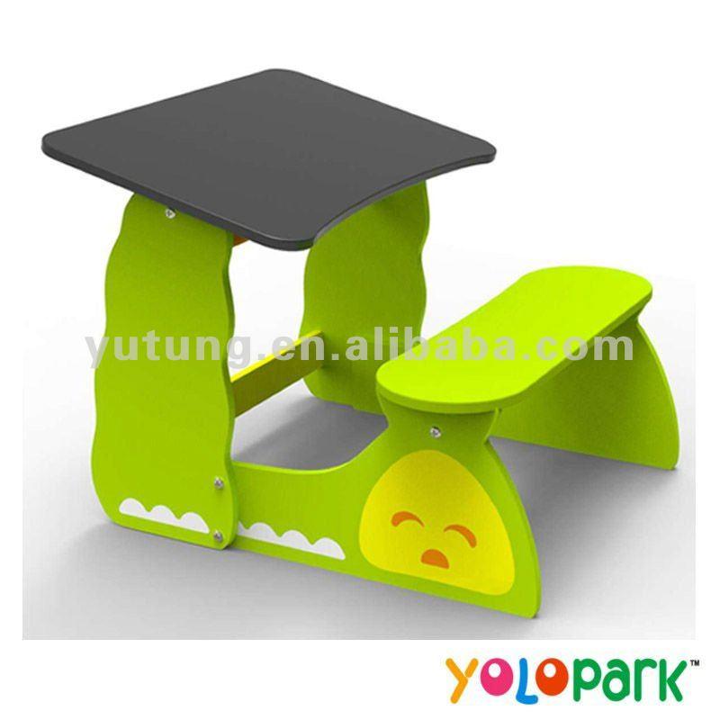 Nuevo!! Los niños mdf mesa de estudio muebles mesa de estudio