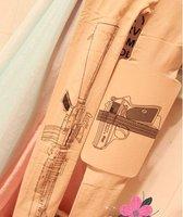 Женские колготки East Knitting cq/008 Slaew CQ-008
