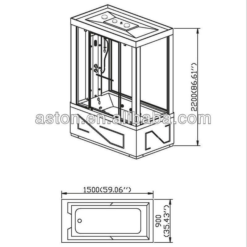 Ce etl mod le ordinateur vapeur salle de bain avec verre for Application miroir ordinateur