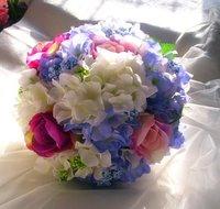 Свадебные букеты