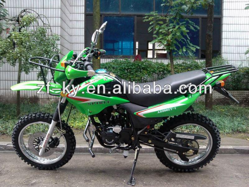 ZF200GY(II) NXR 125 BROS 200cc Chongqing Dirt Bike SALE, off-road bike Motor bike