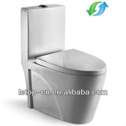 grey toilets