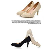 Туфли на высоком каблуке Lace Stiletto Pumps Shoes For Women