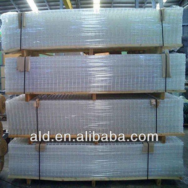 Welded Wire Sheets for Floor Slabs Reinforcement