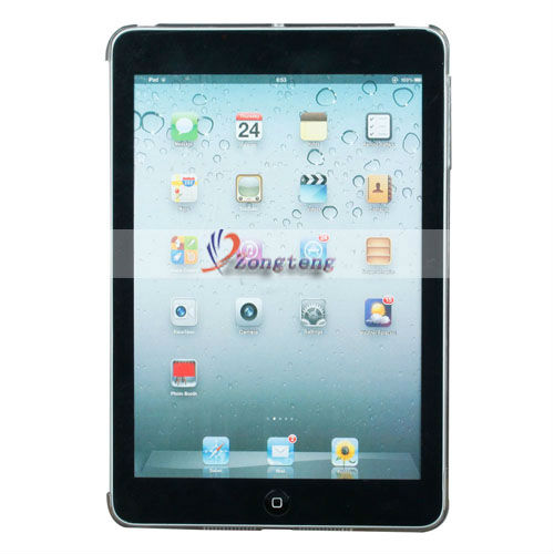 For iPad Mini Crystal Case Cover Transparent Color