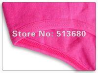 Mix Order 5pcs/lot Sexy Lady's solid low waist cotton g-string Briefs panties lingerie thong  pp t-back,underwear,M L XL