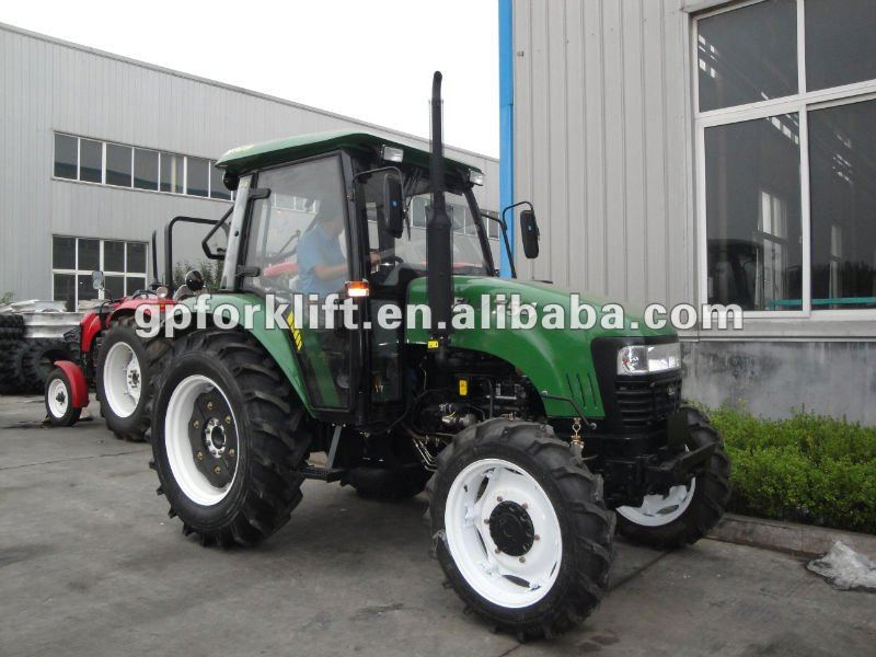 High quality 75hp 4WD Tractor