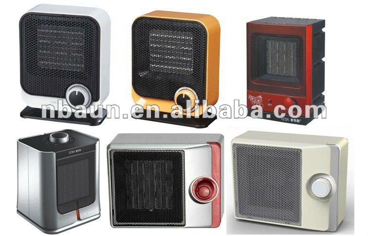 TNSB-150X11 1500W electric PTC fan heater