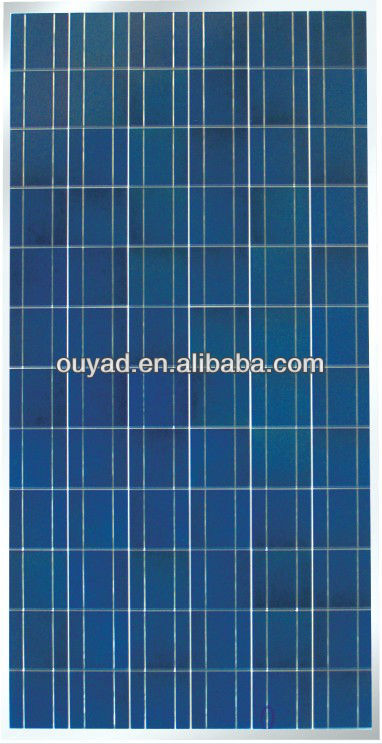 HIgh efficiency 300W polycrystalline solar panel