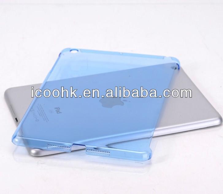 pc crystal case for ipad mini