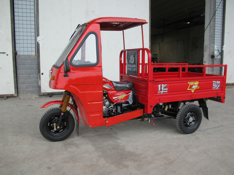 hot sale three wheel covered motorcycle high quality made in China