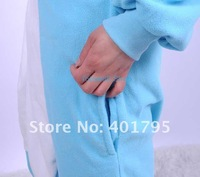 New Adult Unisex Animal Lovely Elephant Pajamas Sleepsuit Onesie Sleepwear