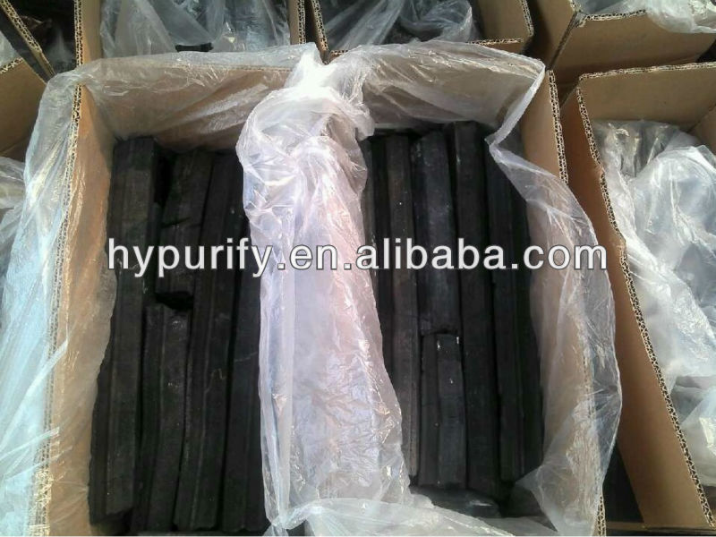 Wholesale top quality Machine-made Charcoal For BBQ