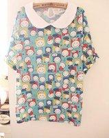 Женская футболка ! t X 15080957183