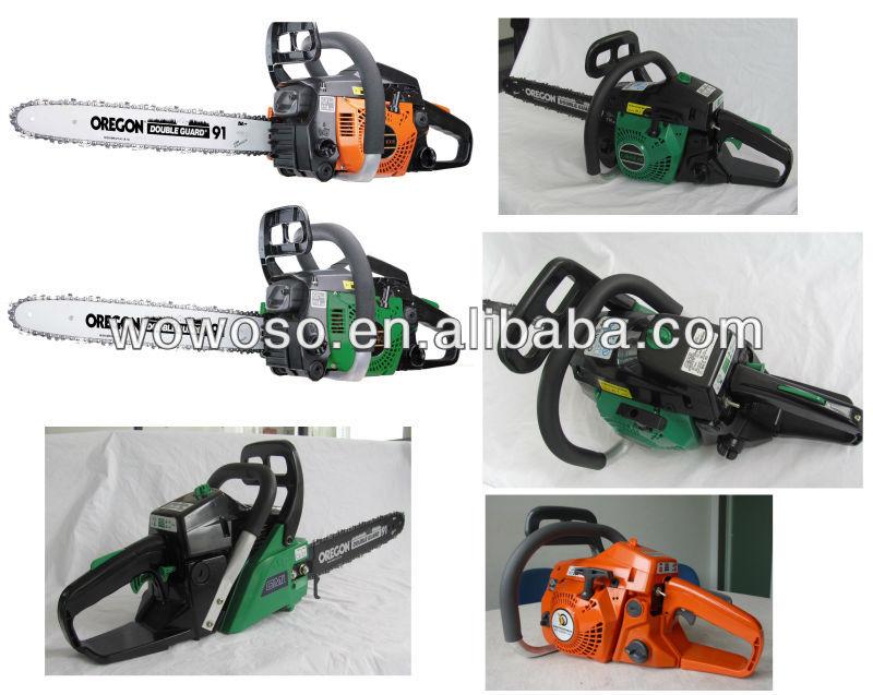 gas chain saw